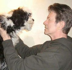 David Bowie & Max <3