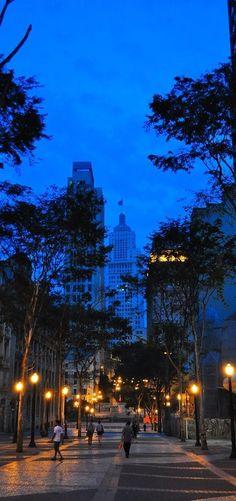 São Paulo by night