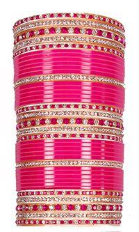 Indian bridal jewellery - Wedding Churas