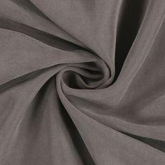 Modal Uni 5 - Modal - Polyester - mittelbraun