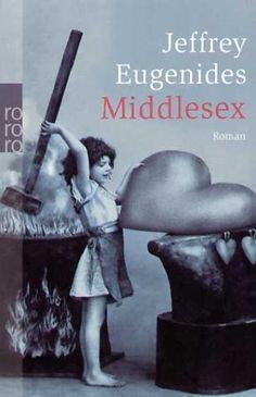 """""""Middlesex""""  Jeffrey Eugenides"""