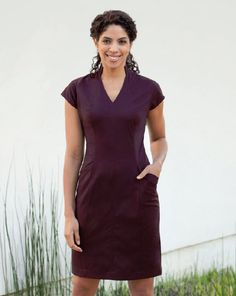 Finally a comfortable Spa Dress that looks fantastic!