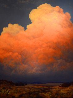 "Phil Bob Borman ""Shades of Splendor"", 48x36, $13,400.00 www.FbgArtGallery.com"