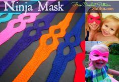 Ninja Mask « The Yarn Box - For my Hunny Bunny :)