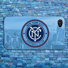 Cool Sport Custom New York City FC Soccer Phone Case iPhone 4 4s 5 5s 5c 6 Plus  #UnbrandedGeneric