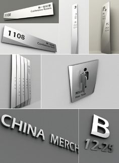 Signage & Wayfinding >>> Cool men's toilet sign
