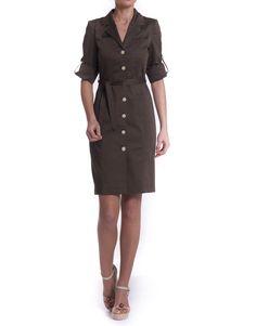 vestido-camisero-caqui-manga-corta.jpg 1.700×2.173 píxeles