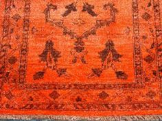 Overdyed rugs are a new fashion trend. Rug Wash Inc. specializes in various color washes to make your rugs fashionable and sellable in today's mar. Rug Company, New Fashion Trends, Persian Rug, Oriental Rug, Colorful Rugs, Bohemian Rug, Nyc, Persian Carpet, Latest Fashion Trends