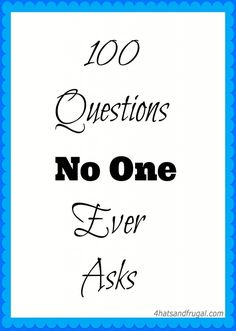 This 100 Questions No One Ever Asks video tag is hilarious and fun. This 100 Questions No One Ever Asks video tag is hilarious and fun. My Sun And Stars, Getting To Know You, Journaling, Family History, Good To Know, This Or That Questions, Couple Questions, 100 Questions To Ask, Intimate Questions