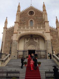 Madrid con boda incluida
