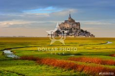 http://www.dollarphotoclub.com/stock-photo/mont saint michel/59566589 Dollar Photo Club millions of stock images for $1 each