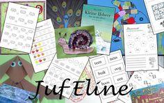 Juf Eline - Lesideeën Basisonderwijs