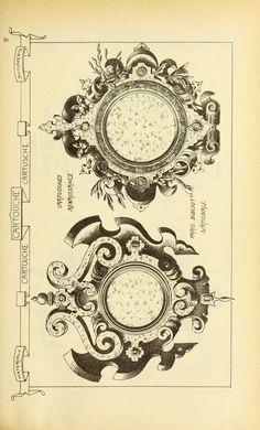 1915 - Vol. 5 - Materials & documents of architecture and sculpture :  A reissue of Matériaux et documents d'architecture et de sculpture, Paris, 1872-1914