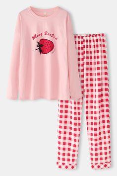 Girls Fashion Clothes, Teen Fashion Outfits, Outfits For Teens, Girl Outfits, Cute Night Outfits, Cute Casual Outfits, Stylish Outfits, Cute Pajama Sets, Cute Pajamas