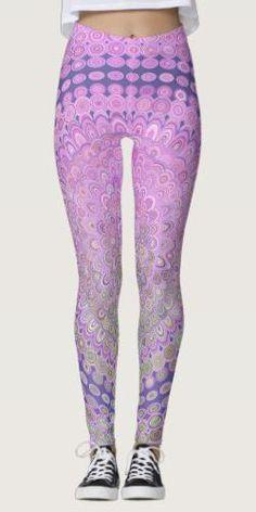 Discover Mandala leggings at Zazzle! Pink Leggings, Printed Leggings, Yoga Leggings, Bohemian Pattern, Bohemian Style, Bohemian Design, Yoga Fashion, Leggings Fashion, Boho Outfits