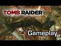 Here's some brand new gameplay from Tomb Raider. If you don't want to know anything about this game, don't watch it. Of course this gameplay footage contains spoilers. Just like a trailer does. Review footage? Contains spoilers. Tomb Raider will be out 5th of March 2013.    In this video Lara stumbles upon a pile of human flesh. Yuck!    When a sudd...