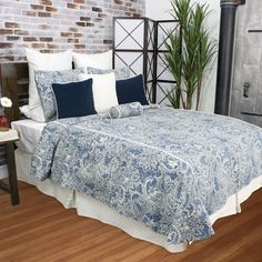 Chooty & Co Mardi Gras Sail Rounded Corner 5 Piece Bedding Set $353