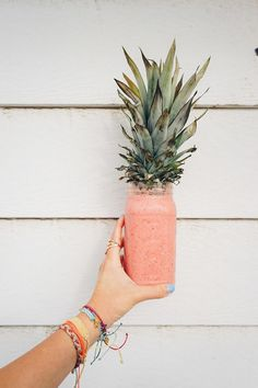 """Check out our last blog post on an """"Aloha Pineapple Smoothie"""" ON THE BLOG NOW!! >>"""