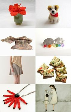Small World by Shirley Cook on Etsy