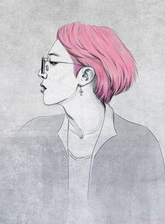Korean Dream - G-Dragon by g-rape-fruit.deviantart.com on @DeviantArt
