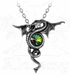 Angus Aeternus Pendants - Sparkly Dragons yay :)
