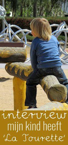 Hoe is het voor een ouder om een kind met 'La Tourette' te hebben en wat kun je als leerkracht of school nou het beste doen?