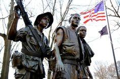President Trump Signs Vietnam War Veterans Day Act; Honor Nam Vets By Flying Flag on March 29  Kristinn Taylor Mar 28th, 2017