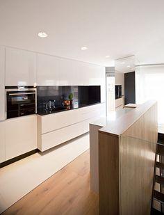Duplex moderno - cocina