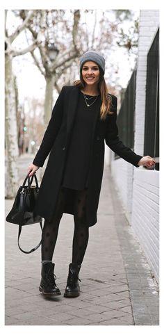 New Fashion, Trendy Fashion, Winter Fashion, Fashion Outfits, Womens Fashion, Fashion 2017, Fashion Black, Fashion Clothes, Style Fashion