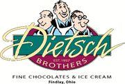 Dietsch Brothers - the best chocolate covered pretzels, chocolates and ice cream ever! - Findlay, OH