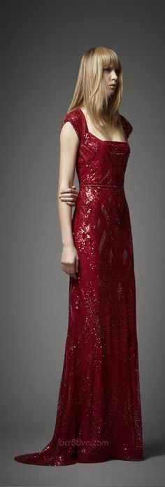 Elie Saab Pre Fall 2012. Never have anywhere to wear this to, but oh well!