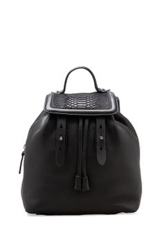 Mackage Tanner Back Pack in Black from REVOLVEclothing