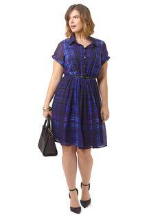 Checkmate Dress on Gwynnie Bee