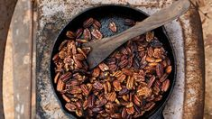 Buttery Cayenne Pecans Recipe | Bon Appetit