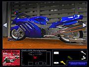 Ati jucat vreodata un joc futuristic cu motociclete? Daca nu, incercati Neon Rider care are o perspectiva moderna asupra jocului. Actiunea se petrece intrun spatiu redus in care traseul este    desenat cu culoarea alba si aspecte de neon. Jocul are douazeci de runde, dar sa nu vi sa para putine pentru ca nu le veti realiza asa de usor precum pare pentru ca nivelele ridicate sunt foarte dificile.