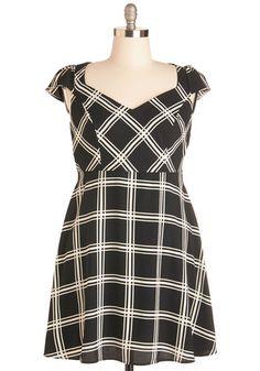 Work This Way Dress   Mod Retro Vintage Dresses   ModCloth.com