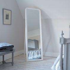 Florida Mirror - White