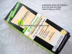 Hello Beauties, Happy Weekend to you all, today I am going to share my experience withGarnier BB Cream. This is not new for you all as already so many of you started using this and loving it. I have seen so many of my fellow bloggers loving it and reviewed it long time ago. Finally me too got one
