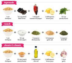 how to make Humus recipes