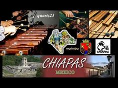 Marimba Orq del Edo De Chiapas - Popurri Tropical