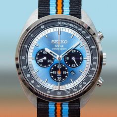 The classic Seiko Chronograph, recrafted. - The #SSC667 pays tribute to the timeless Seiko chronographs of the past, updated with 100m of…