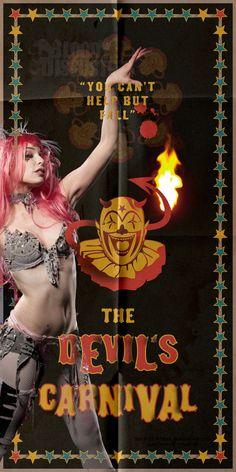 The Devil's Carnival Blend by Suck-It-Sister.deviantart.com