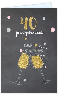 40 jaar getrouwd uitnodiging zelf maken 40 jaar getrouwd   Google zoeken | kaartjes huwelijksverjaardag  40 jaar getrouwd uitnodiging zelf maken