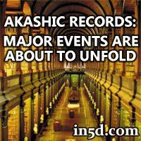 In a recent interview, a woman with access to the Akashic Records stated there will be some major impending changes on our planet in the near future, including a change in power and a new currency in the near future.