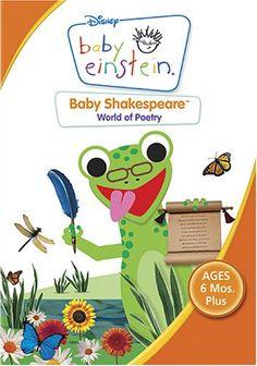 Baby Einstein - Baby Shakespeare - World of Poetry Movie