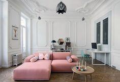 Haussmannian apartment in Marseille