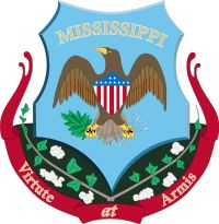 Coat of arms of Mississippi