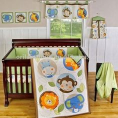baby boy bedding sets for cribs | You May Like