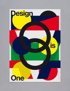 Timeless - Massimo Vignelli - A3 studio