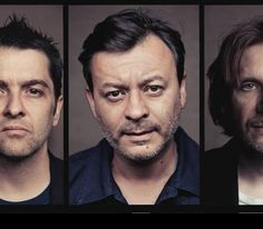 Manic Street Preachers by Alex Lake.